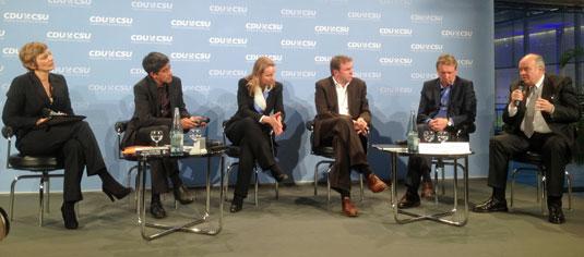 E-Book-Diskussion bei der CDU-Fraktion
