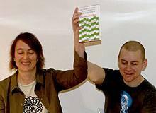 Kathrin Passig und Aleks Scholz über das neue Lexikon des Unwissens - Buchmesse-Podcast 2011