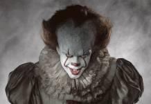 Bill Skarsgård als Horror-Clown Pennywise (Foto: New Line Cinema)