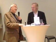 Peter Härtling und Tilman Spreckelsen