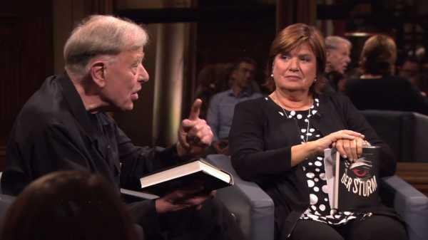 Claus Peymann erzählt ein Buch (Foto: ZDF)