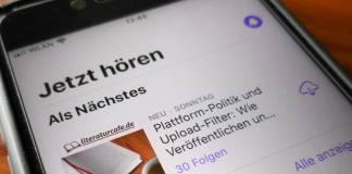 Verlags- und Autorenpodcasts: Börsenblatt-Webinar am 14. November 2019