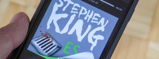 Stephen King: ES als Hörbuch auf dem Smartphone