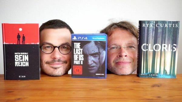 Sein Reich - Fabian Neidhardt - The Last of Us II - Wolfgang Tischer - Cloris