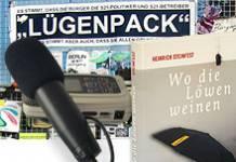 Folge 15: »Wo die Löwen weinen« - Der Podcast zum Roman zu Stuttgart 21