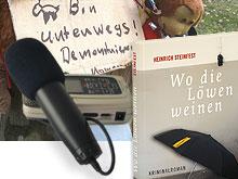 Wo die Löwen weinen - Der Podcast zum Krimi zu Stuttgart 21