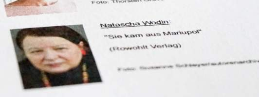 Natascha Wodin: Sie kam aus Mariupol