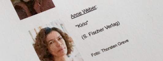 Anne Weber: Kirio