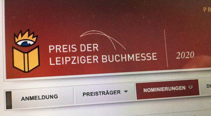 Nominierungen für den Preis der Leipziger Buchmesse 2020