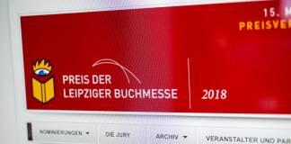 Preis der Leipziger Buchmesse 2018: Der erste Blick auf die Shortlist (1/2) 2