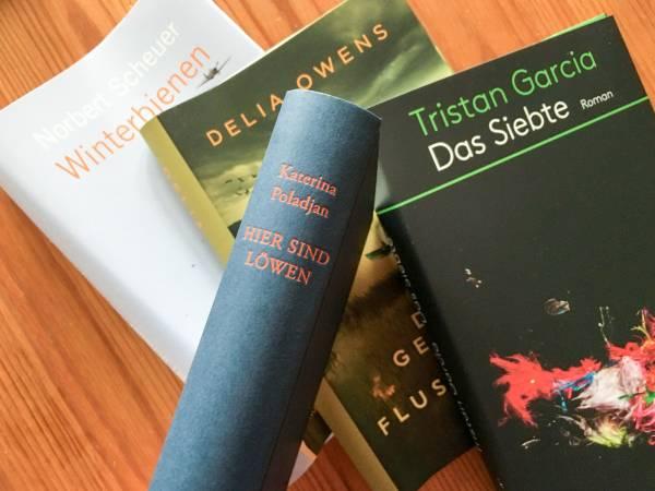 Veranstaltungstipp: Das Literarische Buchhandelsquartett auf den Stuttgarter Buchwochen