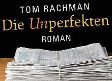Tom Rachman im Gespräch: Der Untergang der Zeitungsverlage – Buchmesse-Podcast 2010