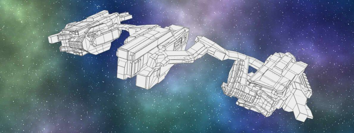 Raumschiff 1