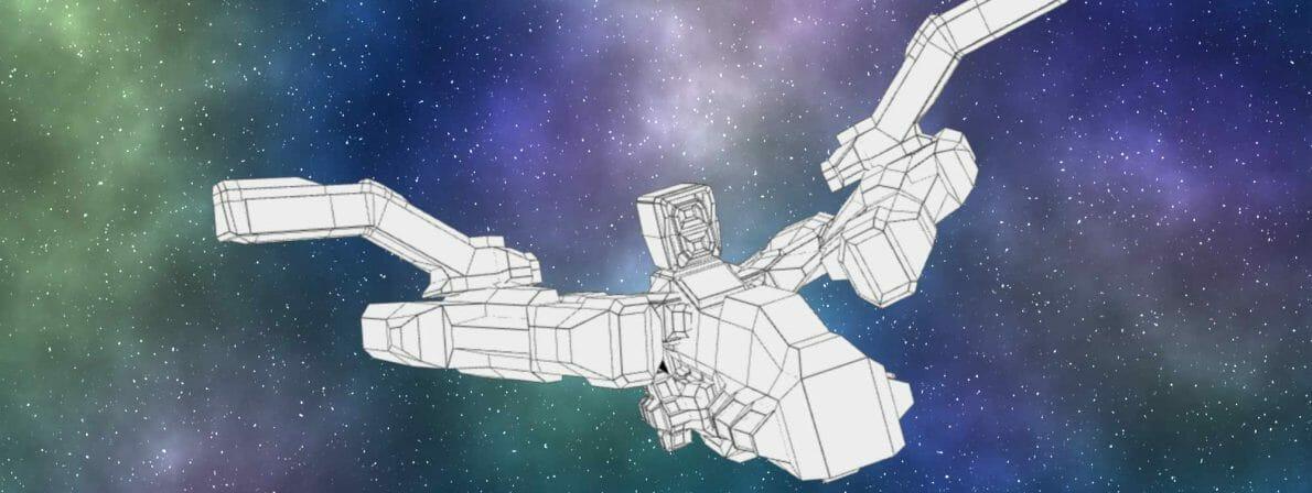 Raumschiff 3