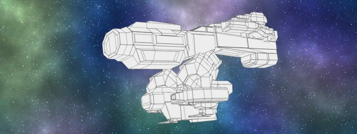 Raumschiff 4