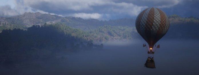 Mal raus aus dem Sattel: eine Ballonfahrt ist nicht minder aufregend