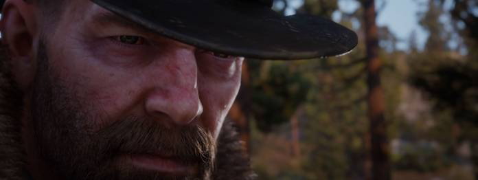 Arthur Morgan in Red Dead Redemption 2 von Rockstar Games