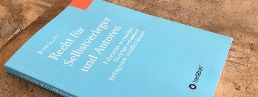 René Jorde: Recht für Selbstverleger und Autoren