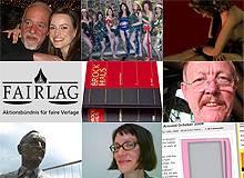 Das literaturcafe.de wünscht Ihnen ein frohes Jahr 2009 - und wir blicken zurück auf 2008