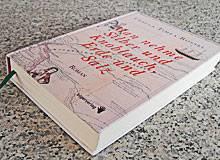 Lesetipp: Ursula Timea Rossel - Man nehme Silber und Knoblauch, Erde und Salz 1