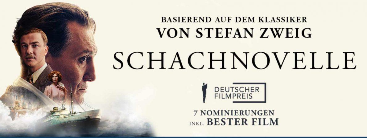 »Schachnovelle« nach Stefan Zweig (Foto: Studiocanal)