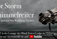 Theodor Storm: Der Schimmelreiter - gelesen von Wolfgang Tischer live auf YouTube