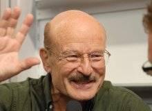 Volker Schlöndorff im Interview: Licht, Schatten und Bewegung - Buchmesse-Podcast 2008
