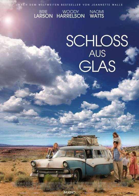 Filmplakat: Schloss aus Glas (Foto: Studiocanal)