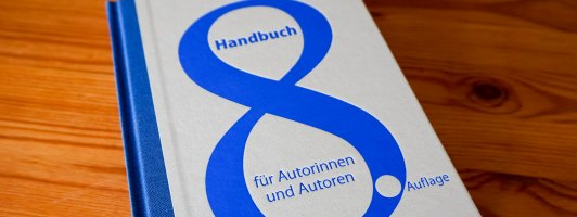 Das Handbuch für Autorinnen und Autoren