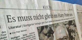 Halbseitiger Beitrag im Schwarzwälder Boten vom 9./10. Mai 2020