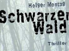 Holger Montag: Schwarzer Wald (Coverausschnitt)