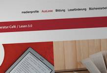 Lesetipp übers Lesen 3.0: Wie wir in Zukunft lesen