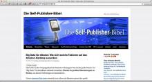 Die Self-Publisher-Bibel - Alles übers elektronische Selbstverlegen