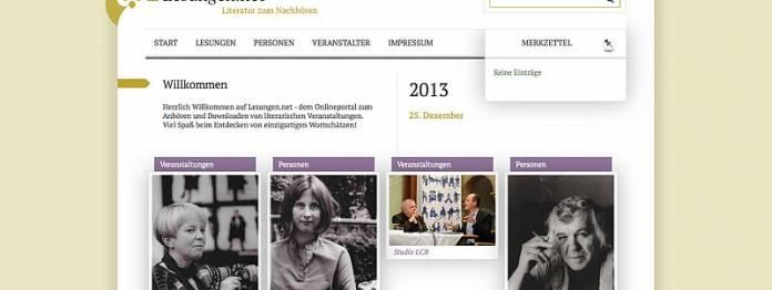 Lesungen.net
