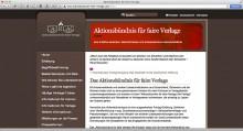 FAIRLAG - Aktionsbündnis für faire Verlage