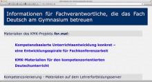 Neue Medien und Deutschunterricht