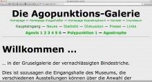 Die Agopunktions-Galerie