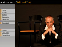 Homepage Andreas Kurz