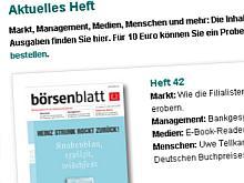 Screenshot: boersenblatt.net