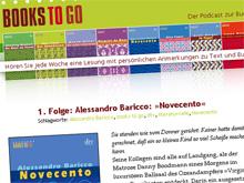 BOOKS TO GO - Der Podcast