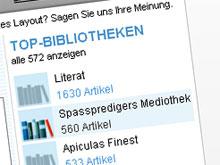 Virtuelle Buchgemeinschaften