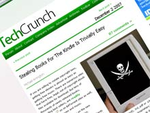Bericht in TechCrunch