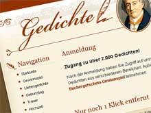 Abgezockt auf www.gedichte-datenbank.de