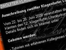 Jetzt in Klagenfurt beworben