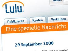 lulu.com wird teurer