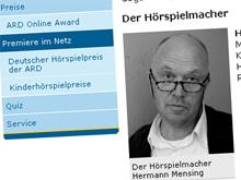 Hermann Mensing ist nominiert