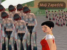 Muji Zapedzki und die Accountleichen