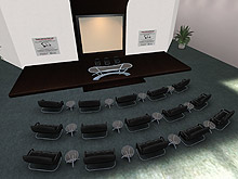 Der digitale Vortragsraum
