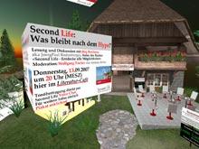 Lesung im virtuellen literaturcafe.de
