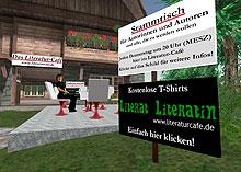 Stammtisch für Autorinnen und Autoren in Second Life
